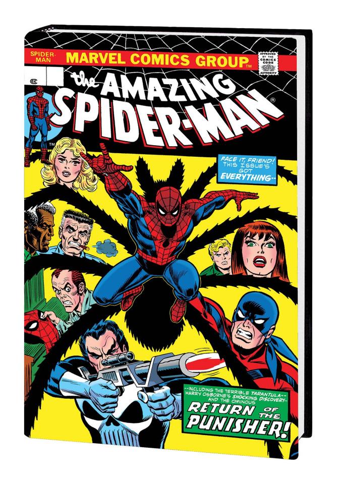 The Amazing Spider-Man: Romita Vol. 4 (Omnibus)