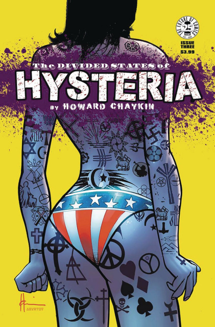 The Divided States of Hysteria #3
