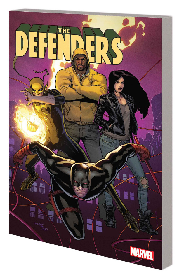 The Defenders Vol. 1: Diamonds Are Forever