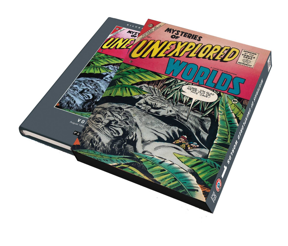 Mysteries of Unexplored Worlds Vol. 1 (Slipcase)