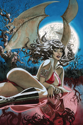 Vampirella #9 (40 Copy March Virgin Cover)