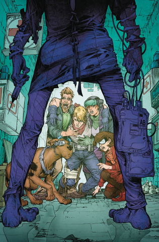 Scooby: Apocalypse #8