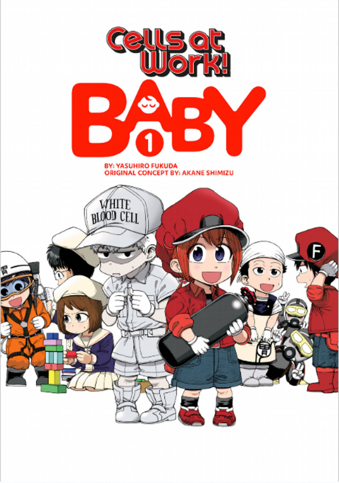Cells at Work! Baby Vol. 1