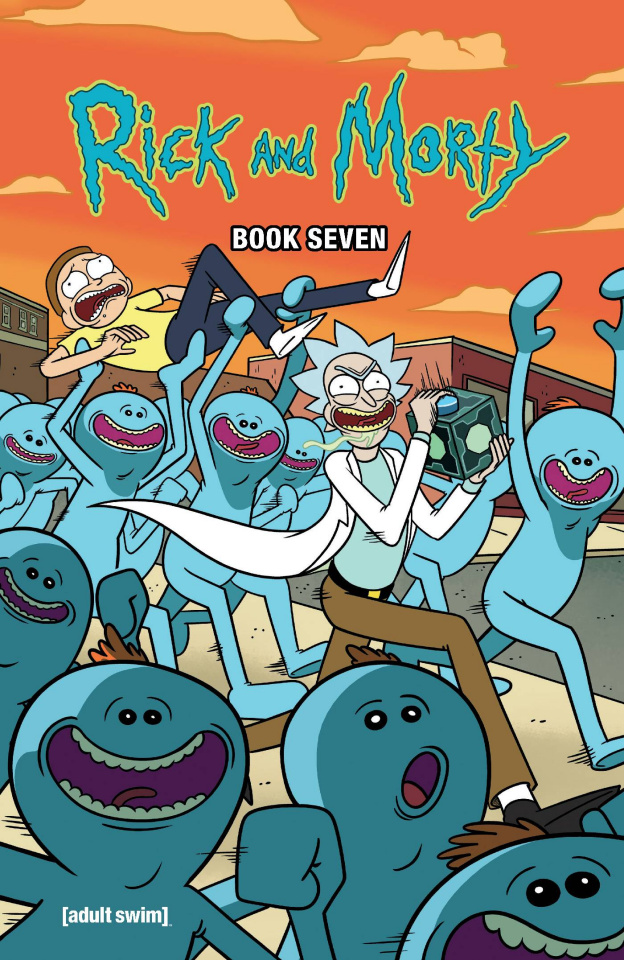 Rick and Morty Book 7