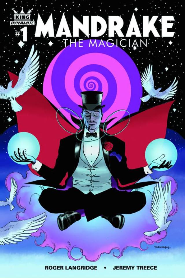 Mandrake: The Magician #1