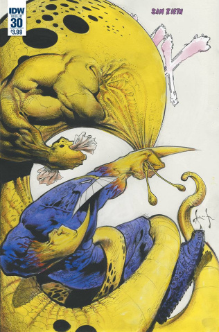 The Maxx: Maxximized #30