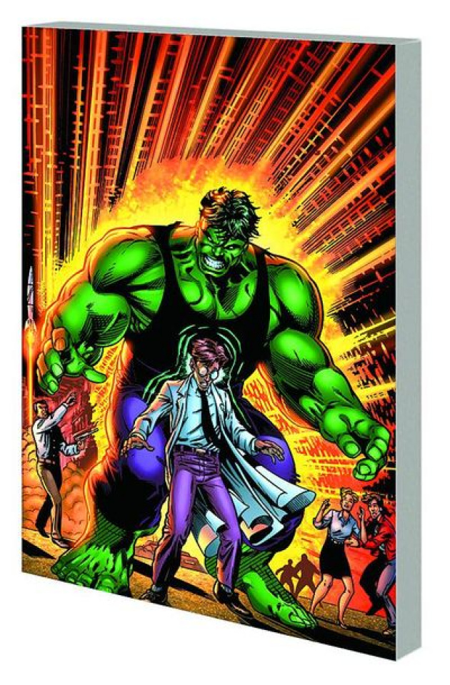 Hulk Visionaries: Peter David Vol. 8