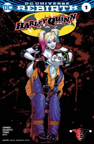 Harley Quinn #1 (Batman Day 2017 Special Edition)