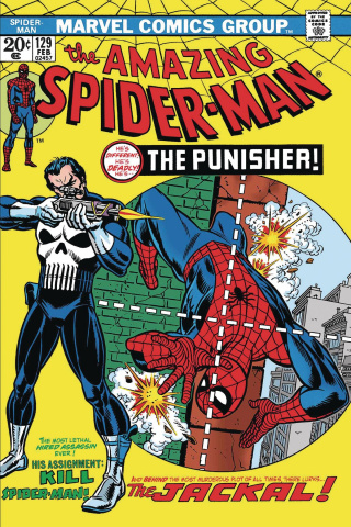 The Punisher: First Appearance #1 (True Believers)