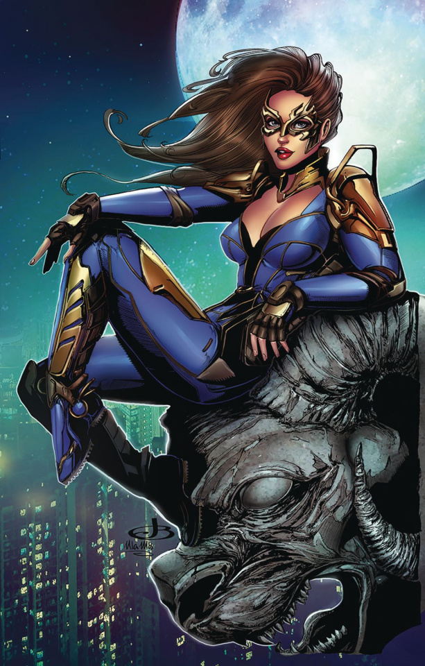 Belle: Oath of Thorns #2 (Broomall Cover)