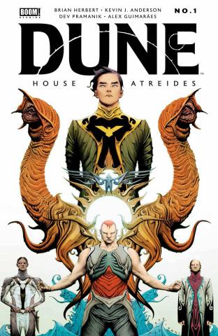 Dune: House Atreides #1 (Lee Cover)