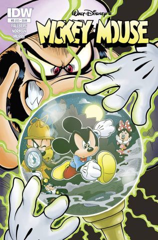 Mickey Mouse #3