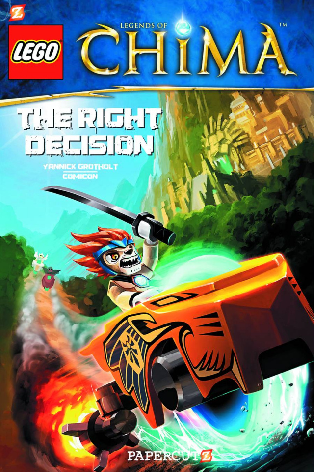 Lego: Legends of Chima Vol. 2: The Right Decision