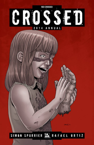 Crossed Annual 2014 (Red Crossed Cover)