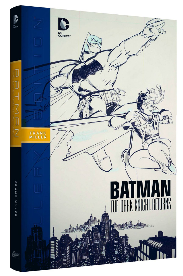 Batman: The Dark Knight Returns Gallery Edition