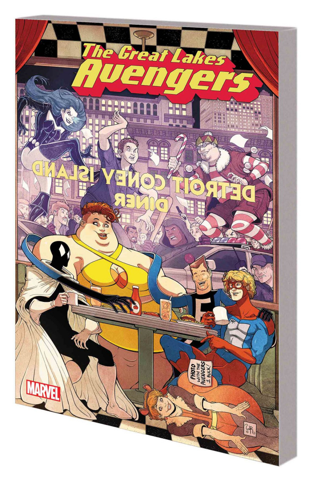 Great Lakes Avengers Vol. 1: Same Old, Same Old