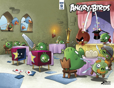 Angry Birds Comics: Game Play #1