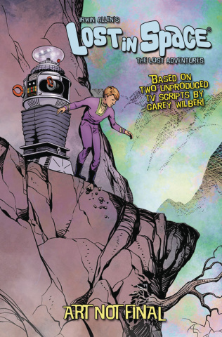 Lost in Space #5 (McEvoy Cover)