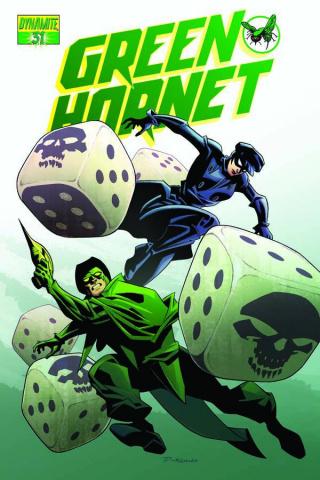 The Green Hornet #31