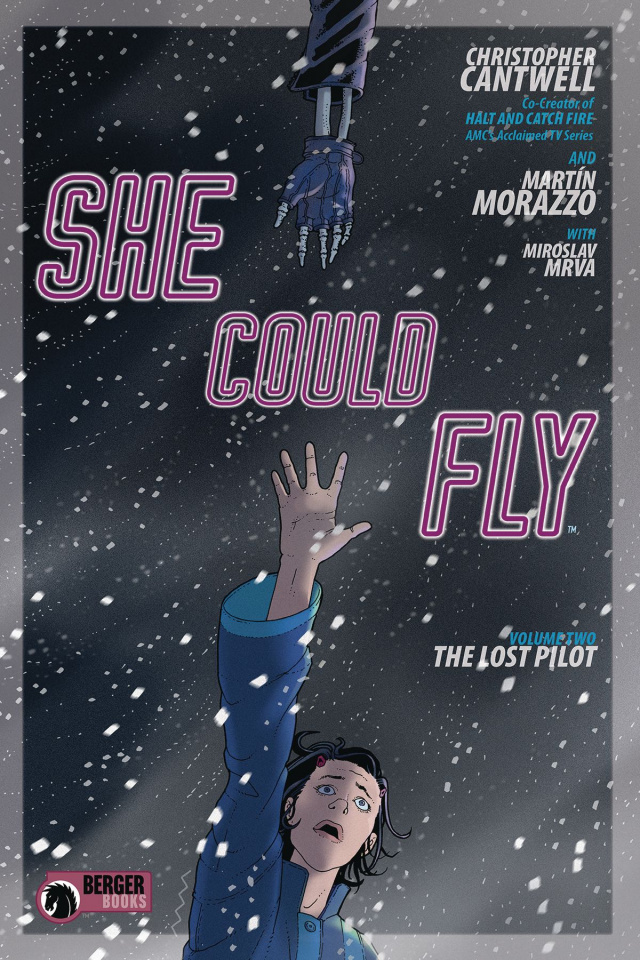 She Could Fly Vol. 2: The Lost Pilot