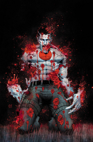 Bloodshot: Reborn #9 (10 Copy Gill Cover)