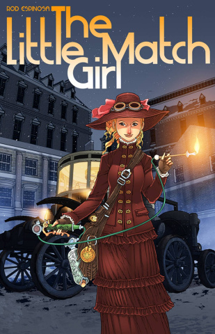 Steampunk Fables: The Little Match Girl