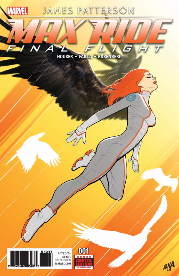 Maximum Ride: Final Flight #1