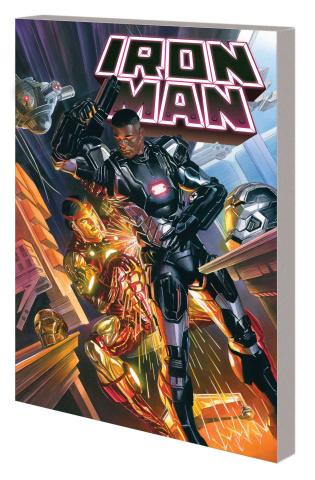 Iron Man Vol. 2: The Books of Korvac II - Overclock