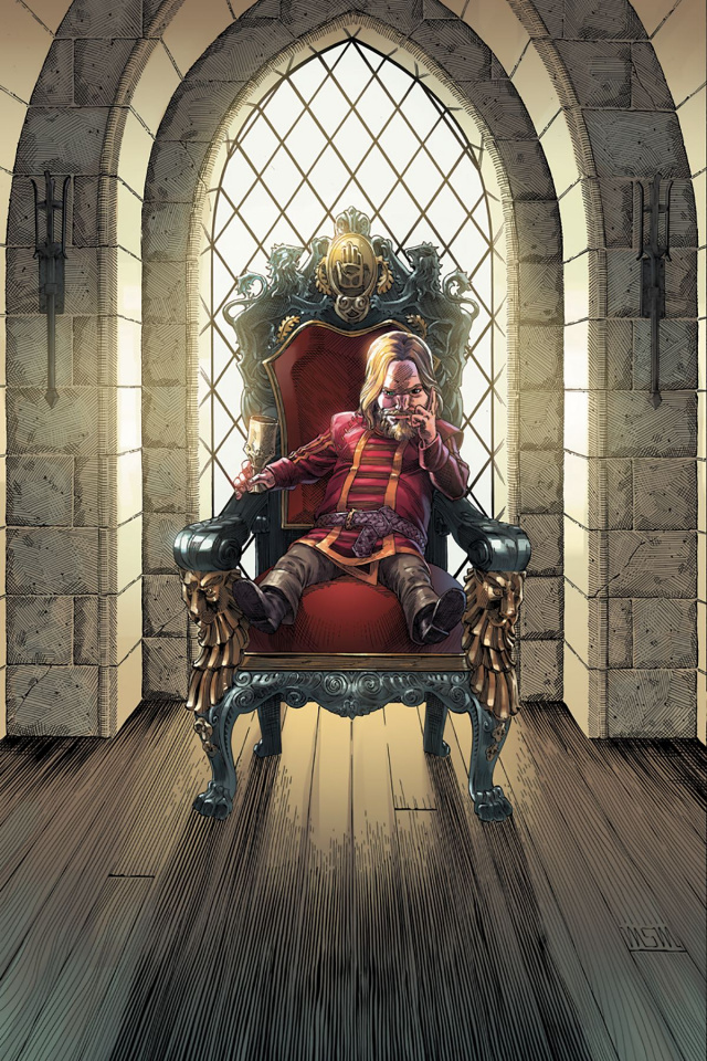 A Game of Thrones: A Clash of Kings #3 (25 Copy Cover)