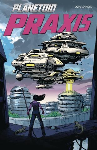 Planetoid Praxis #6