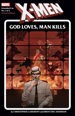 X-Men: God Loves, Man Kills #1 (Camuncoli Extended Cut)