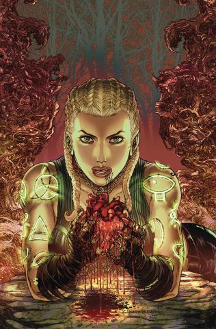 Gretel #1 (Tolibao Cover)
