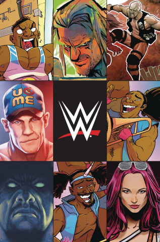 WWE (Local Comic Shop Day 2016, Limited Edition Bundle)
