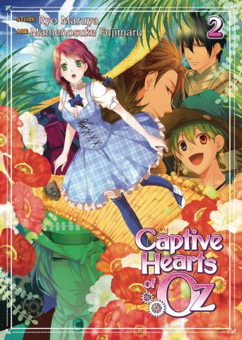 The Captive Hearts of Oz Vol. 3