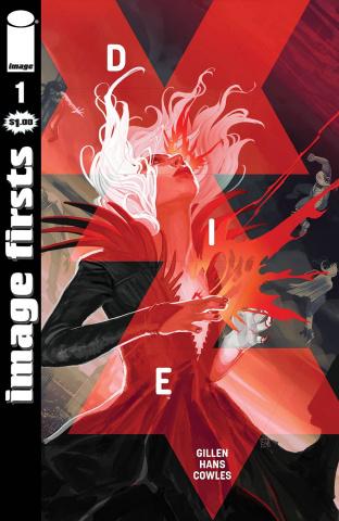 Die #1 (Image Firsts)