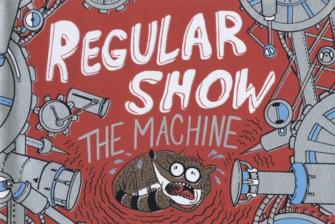 Regular Show: The Machine