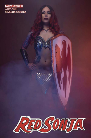 Red Sonja #11 (Cosplay Cover)