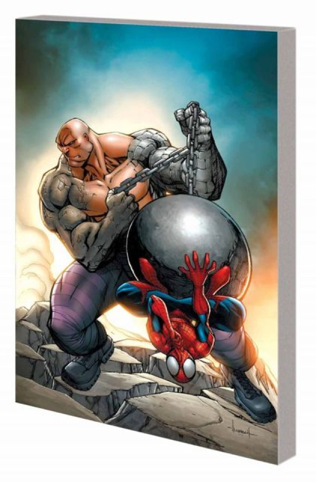 Marvel Universe Spider-Man: Amazing Fantasy Digest