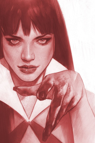 Vengeance of Vampirella #2 (40 Copy Oliver Tint Cover)