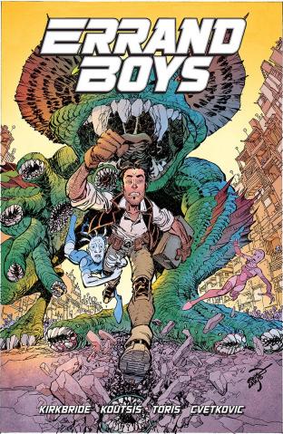 Errand Boys #1 (Larsen Cover)
