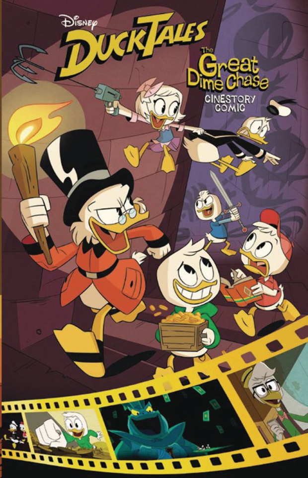 DuckTales Vol. 1: The Great Dime Chase