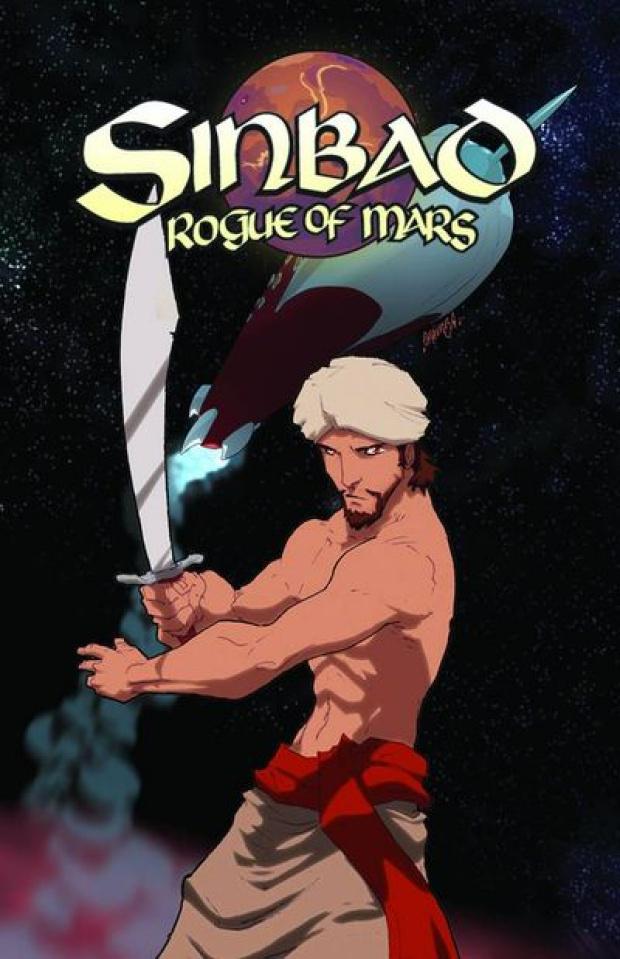 Ray Harryhausen Presents: Sinbad - Rogue of Mars