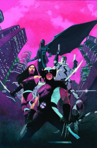 Uncanny X-Force: The Apocalypse Solution #1