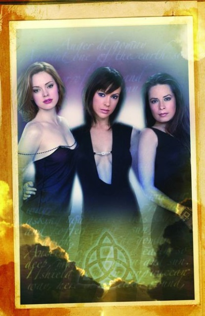 Charmed #9 (Photo Cover)