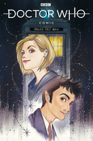 Doctor Who Comics #2 (Momoko Cover)