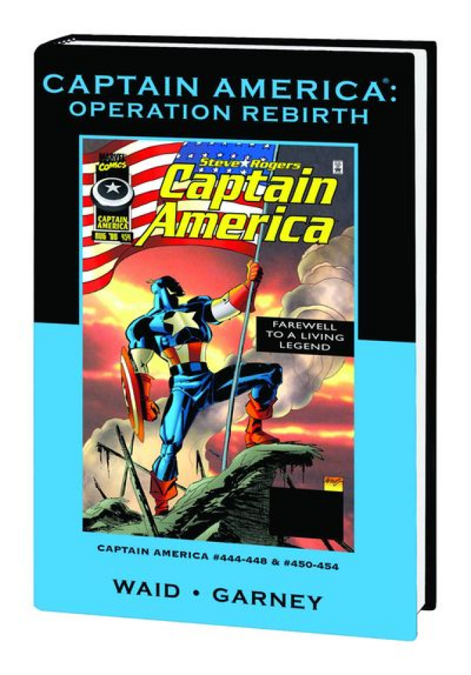 Captain America: Operation Rebirth