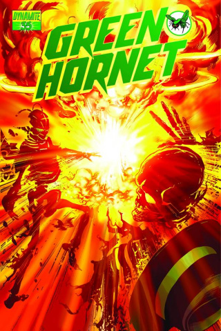 The Green Hornet #35