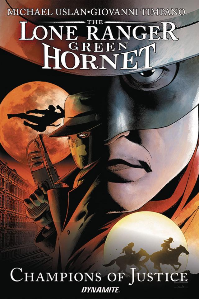 The Lone Ranger / The Green Hornet