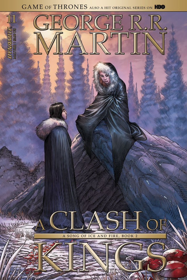 A Game of Thrones: A Clash of Kings #11 (Miller Cover)