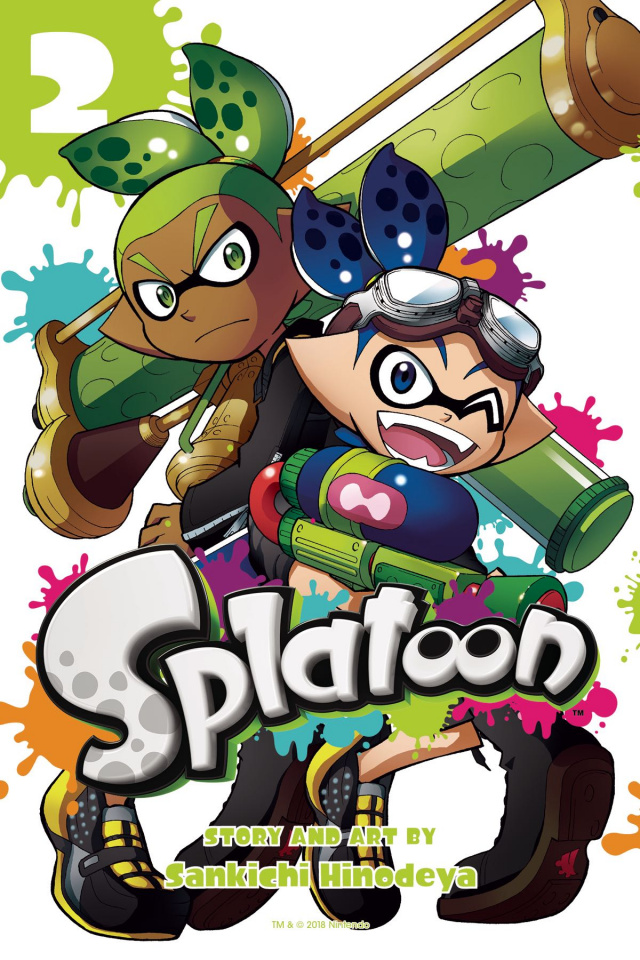 Splatoon Vol. 2